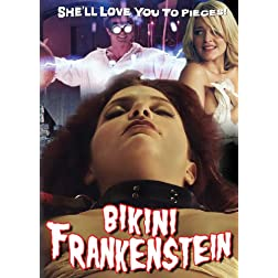 Bikini Frankenstein