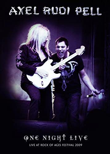 Axel Rudi Pell: One Night Live (Ws)