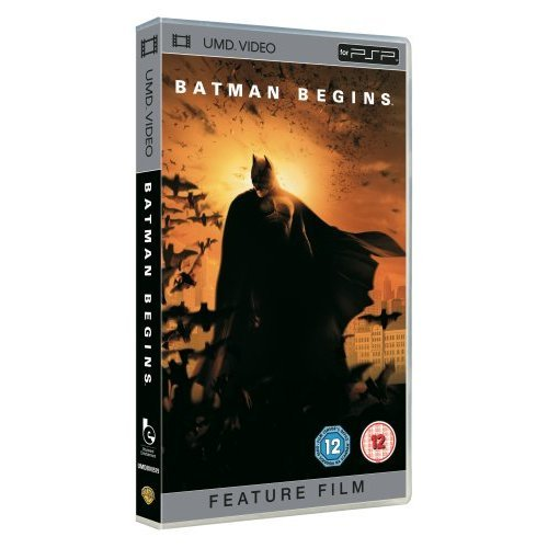 Batman Begins [UMD for PSP]