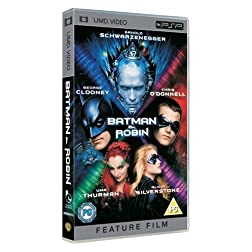 Batman & Robin [UMD for PSP]