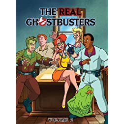The Real Ghostbusters, Vol 2 (5 DVD)
