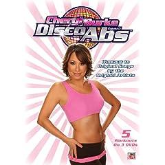 Cheryl Burke Presents Disco Abs (3 DVD)