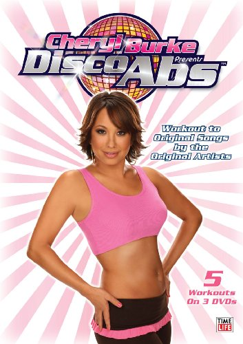 Cheryl Burke Presents Disco Abs (3 DVD)