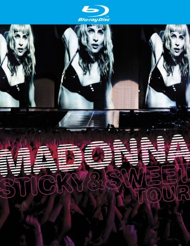 Sticky & Sweet Tour [Blu-ray]