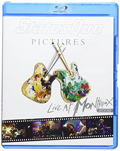 Status Quo: Pictures - Live at Montreux 2009 [Blu-ray]