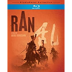Ran (StudioCanal Collection) [Blu-ray]