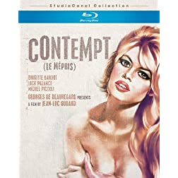Contempt (Le Mpris) [Blu-ray]
