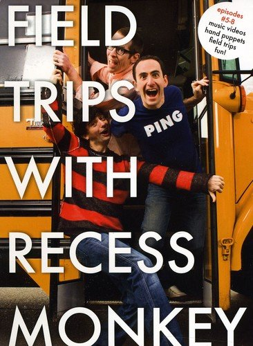 Field Trips With Recess Monkey (ep# 5-8)