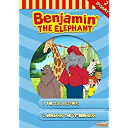 Benjamin The Elephant Episode 1 & 2