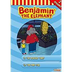 Benjamin The Elephant Episode 11 & 12
