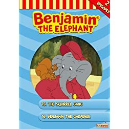 Benjamin The Elephant Episode 15 & 16