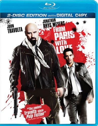 From Paris with Love (+Digital Copy)  [Blu-ray]