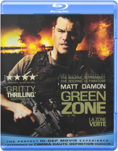 Green Zone (Two-Disc Limited Edition + Digital Copy) [Blu-ray]