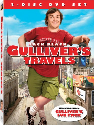 Gulliver's Travels (2 Disc Set with Gulliver's Fun Pack)