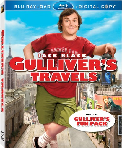 Gulliver's Travels [Blu-ray]