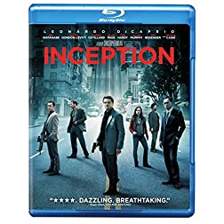 Inception (Two-Disc Edition) [Blu-ray]