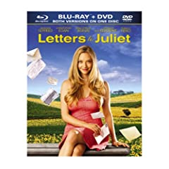 Letters to Juliet (Single-Disc Blu-ray/DVD Combo)
