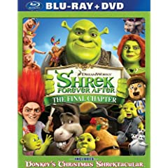 Shrek Forever After (Two-Disc Blu-ray/DVD Combo)