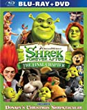 Get Shrek Forever After On Blu-Ray