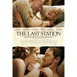 The Last Station [Blu-ray]