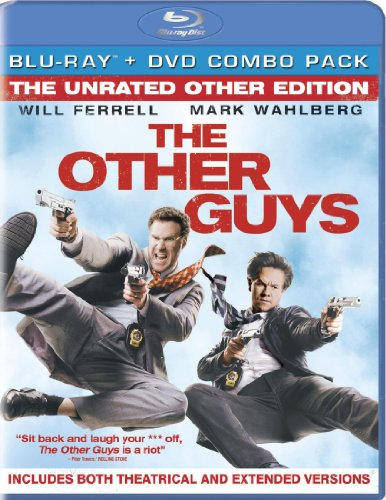 The Other Guys (Two-Disc Unrated Other Edition Blu-ray/DVD Combo + Digital Copy)