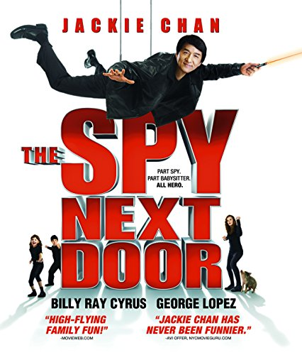 The Spy Next Door (Two-disc Blu-ray/DVD Combo)