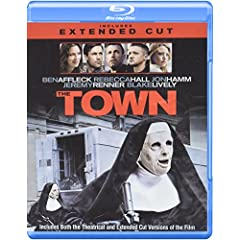 The Town (Extended Cut Blu-ray/DVD Combo + Digital Copy)