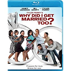 Why Did I Get Married Too? [Blu-ray]