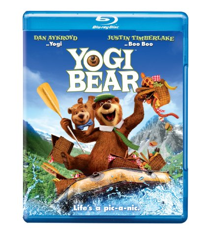 Yogi Bear (Blu-ray/DVD Combo + Digital Copy)