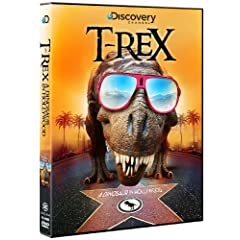 T-Rex: A Dinosaur in Hollywood