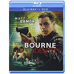 Bourne Identity (Single-Disc Blu-ray/DVD Combo)