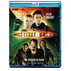 Doctor Who: The Waters of Mars [Blu-ray]