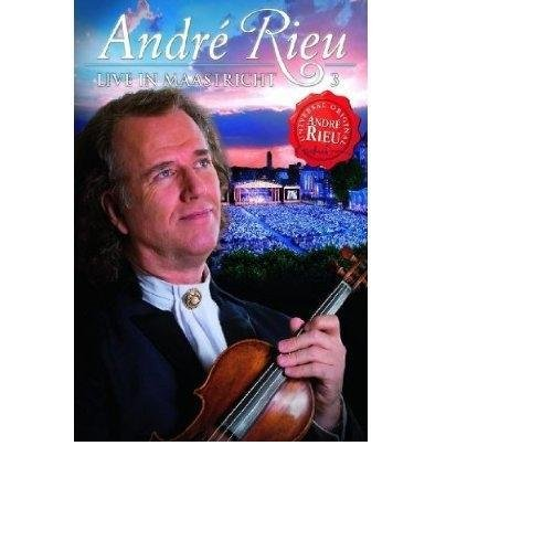 Andre Rieu - Live in Maastricht 3 (NTSC/Region 0)