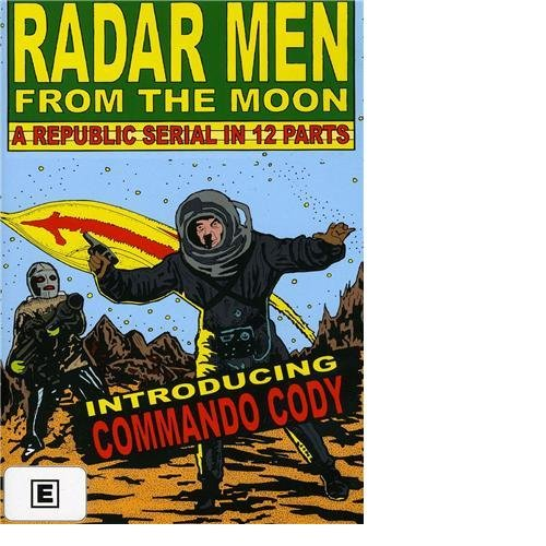 Radar Men From The Moon [Region 4]