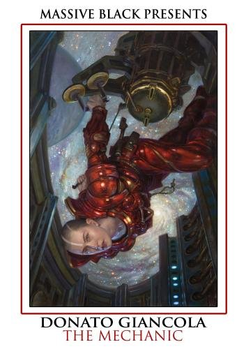 Donato Giancola - The Mechanic