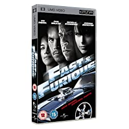 Fast & Furious [UMD for PSP]