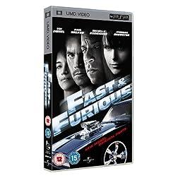 Fast & Furious [UMD for PSP]