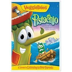 Veggie Tales: Pistachio