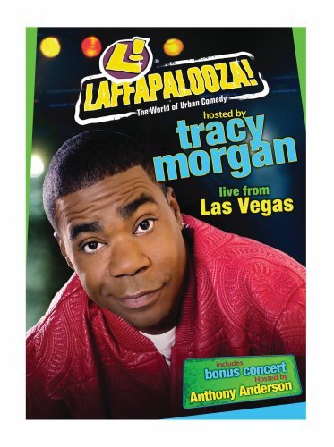 Laffapalooza Live From Las Vegas - Hosted By Tracy Morgan