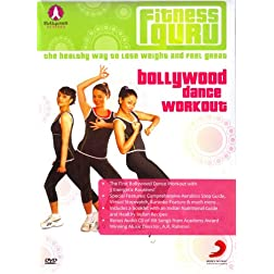 Fitness Guru - Bollywood Dance Workout (The Healthy Way to Lose Weight)