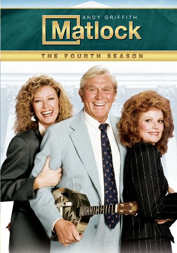 Matlock: The Complete Fourth Season