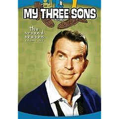 My Three Sons: Season Two, Vol. 1