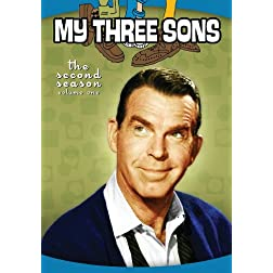 My Three Sons: Season Two, Vol. 1