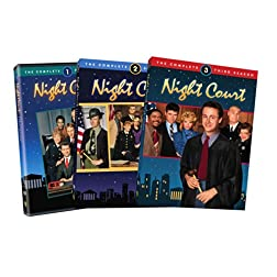 Night Court: The Complete Seasons 1-3