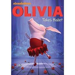 Olivia: Olivia Takes Ballet
