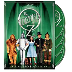Wizard of Oz (1939) (3pc) (W/Book) (Full Coll)