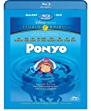 Get Gake No Ue No Ponyo On Blu-Ray