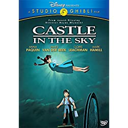 Castle in the Sky: Special Edition - 2 Disc DVD