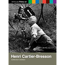 Henri Cartier-Bresson (Two-Disc Collector's Edition)