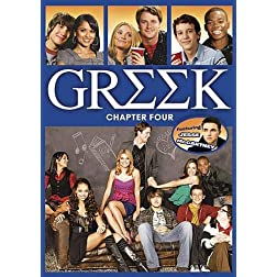 Greek: Chapter Four - 3 Disc DVD